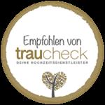 HOCHZEITSFOTOGRAF Partner traucheck